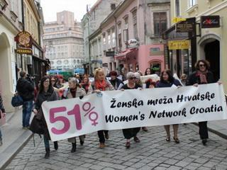"""24 sata: Aktivistice """"Ženske mreže"""" Hrvatske: Osigurati 40 posto žena na izbornim listama"""